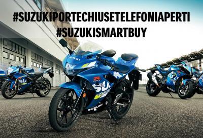 """Iniziative Suzuki: con """"Smart Buy"""" tutto è a portata di smartphone"""