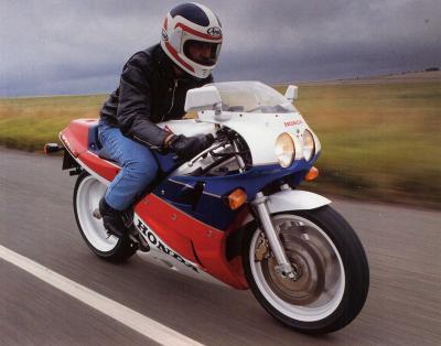 La Honda RC30 torna a splendere