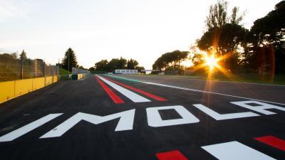 Cancellato il GP di Imola, a Misano a novembre! Ecco il nuovo calendario SBK