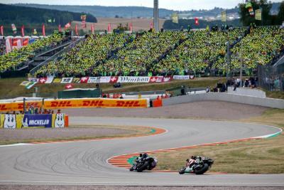 Il Sachsenring cerca una nuova data per la MotoGP, il via in Olanda?