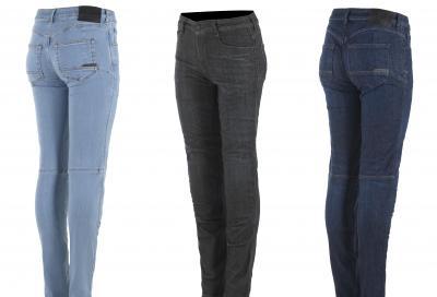 Daisy v2, i jeans da moto per lei