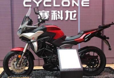 "Cyclone RX6, la crossover ""anglo-cinese"""