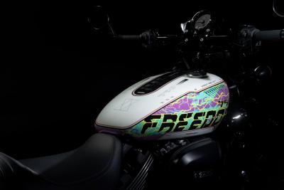 Harley-Davidson Street Rod Freedom Edition