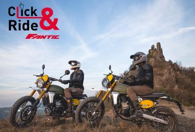 """Fantic """"Click & Ride"""", sconti per chi acquista online"""