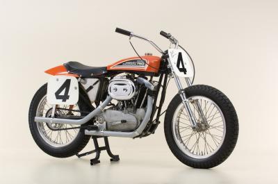 Harley-Davidson XR750, 50 anni di successi!