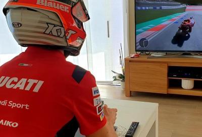 Motomondiale virtuale: oltre alla MotoGP in pista anche Moto2 e Moto3
