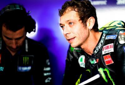 """Rossi: """"voglio continuare a correre anche nel 2021"""""""