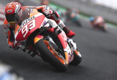 Orari TV MotoGP -virtuale- Jerez 2020. Le line up dei piloti al via