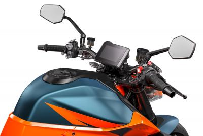 KTM 1290 Super Duke R 2020: i segreti dell'elettronica