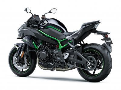 Motore, ciclistica, elettronica: i segreti della Kawasaki Z H2