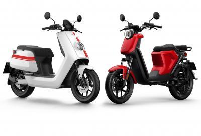 Gli scooter elettrici NIU NQi GTS e UQi GT arrivano in Italia