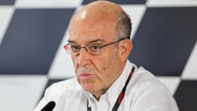 """""""La MotoGP con 10-12 gare a porte chiuse in Europa, da luglio a novembre"""""""