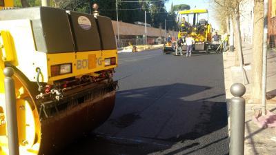 Covid-19: il virus ferma anche i lavori stradali