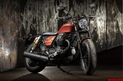 Una Moto Guzzi a partire da 99 euro al mese