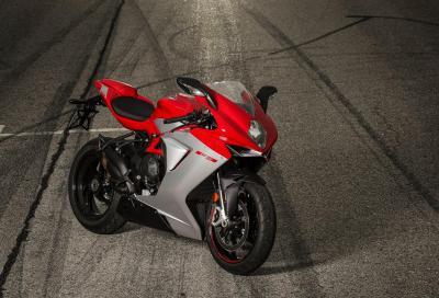 Moto nuova? MV Agusta premia i clienti più veloci