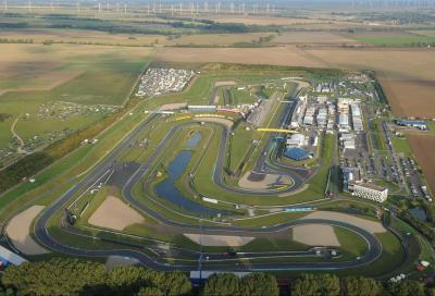 SBK: cancellato il GP di Oschersleben, al suo posto Jerez