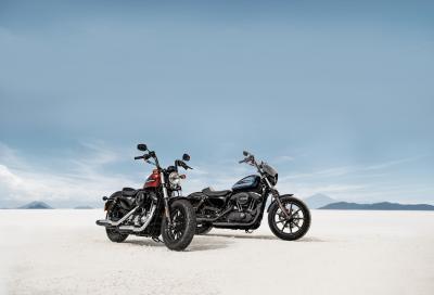 Harley-Davidson, home delivery e finanziamenti sulla gamma 2020