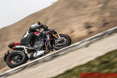 MV Agusta Brutale 1000 RR: il nostro video-test