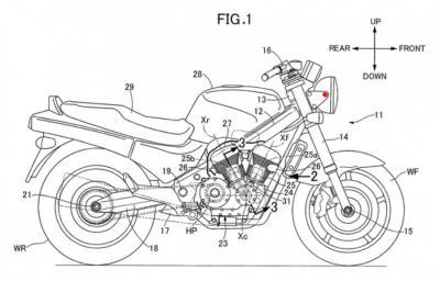 Honda al lavoro su un nuovo motore V-Twin