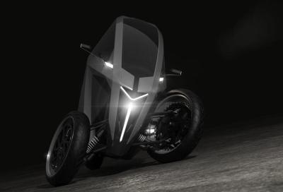 AKO, 3 ruote elettrico da 240 km/h e 300 km di autonomia