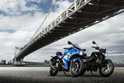 Suzuki, sconti su moto e scooter guidabili con patente B e A1