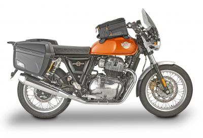 Kappa pensa alla Royal Enfield Interceptor 650