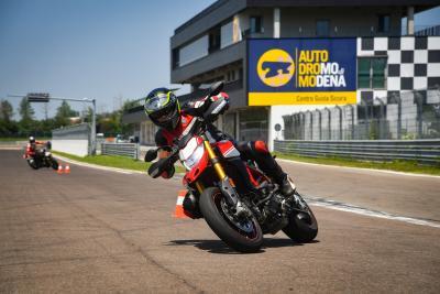 Ducati Riding Experience: confermati i corsi e aggiornato il calendario