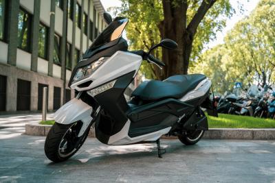 Nuovi scooter elettrici Jonway MJS-E e MJS-E Sport