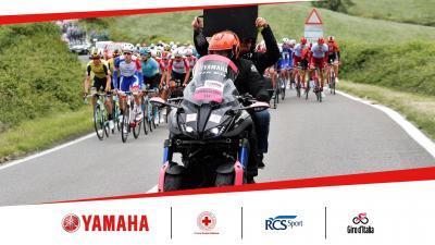 Lotta al Covid-19: Yamaha supporta la Croce Rossa Italiana