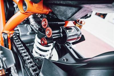 Nuovi prodotti WP Suspension per KTM 1290 Super Duke R e 890 Duke R