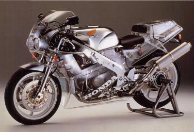 Come nasce(va) una Honda RC30