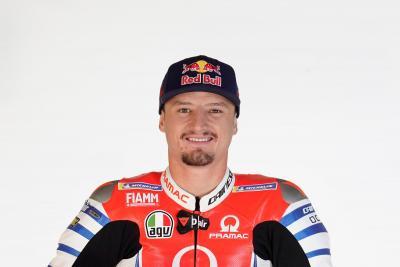Miller nel Team ufficiale Ducati!