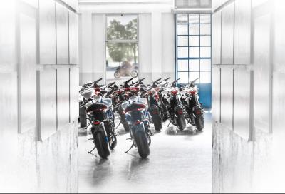 """""""Ride 4 long"""", un anno extra di protezione per le MV Agusta"""