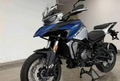 QJ Motor SRB 750, nuova TRK 800 in arrivo in casa Benelli?