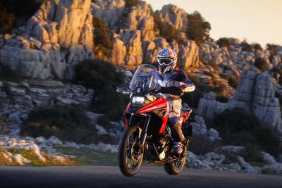Al via il Suzuki V-Strom Tour 2020