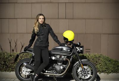 Tucano Urbano presenta i nuovi leggings Motogirl