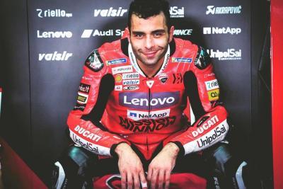 """Petrucci: """"Mi piacerebbe correre con Aprilia o KTM"""""""
