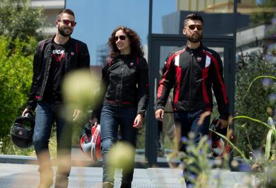 Nuove giacche ventilate by Ducati