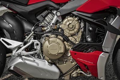 I segreti del motore della Ducati Streetfighter V4
