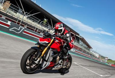 Ducati Streetfighter V4, i segreti della ciclistica