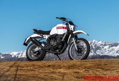 Yamaha XSR700 Sette