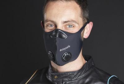 MV Agusta: arriva la mascherina #staysafe