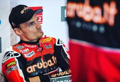 Chaz Davies, rinnovo con Ducati nel 2021 a rischio?