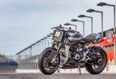 Da Ducati 1199 Superleggera a…. supernaked!