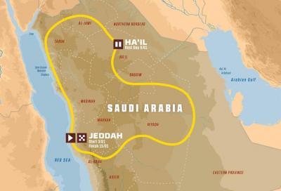 Nel 2021 la Dakar rimane in Arabia. Tante le novità