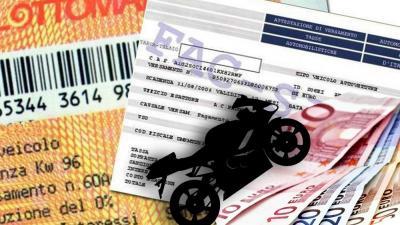 Bollo moto, la Lombardia rimanda il pagamento