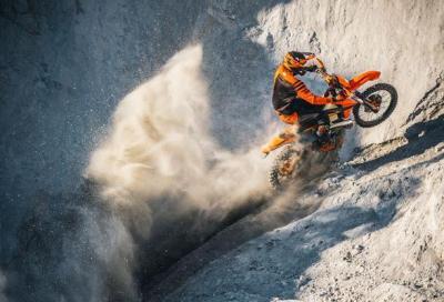KTM presenta la nuova gamma enduro EXC 2021