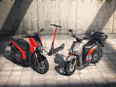 Seat MÓ si da agli scooter elettrici