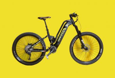 SVM presenta la nuova gamma e-bike
