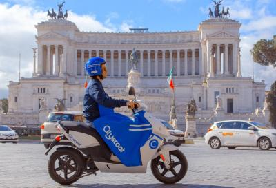 Cityscoot, a Roma i primi 10 minuti di noleggio sono gratis